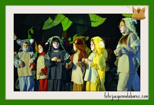 Campamento y Teatro para niños 4