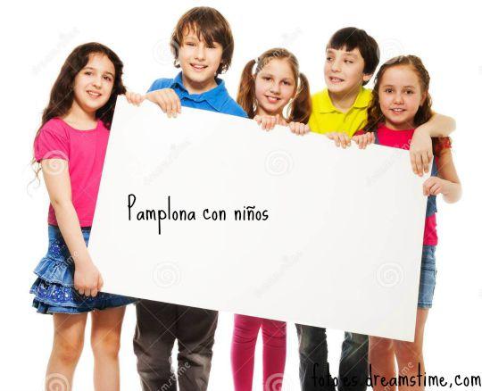 Viajar a Pamplona con niños