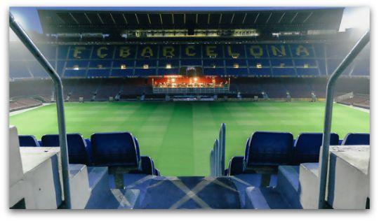 Visita al Camp Nou 2