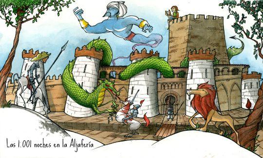Zaragoza con niños 5