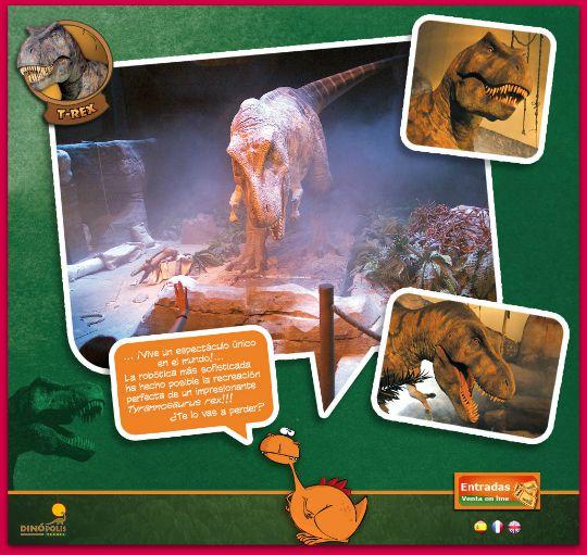 Escapada Dinopolis 3