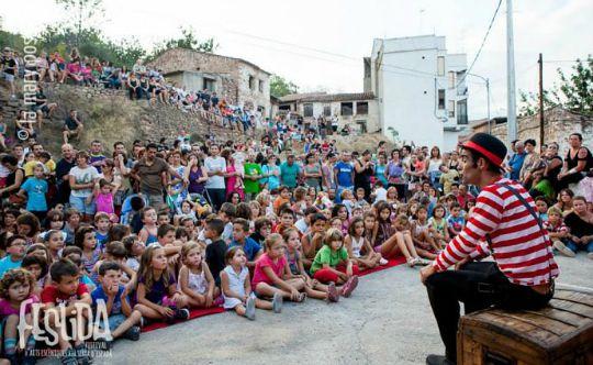 Festival de Artes Escenicas Eslida 1