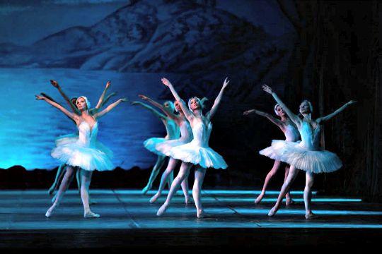 Musicales infantiles El Lago de los Cisnes
