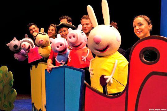 Musicales infantiles Peppa Pig