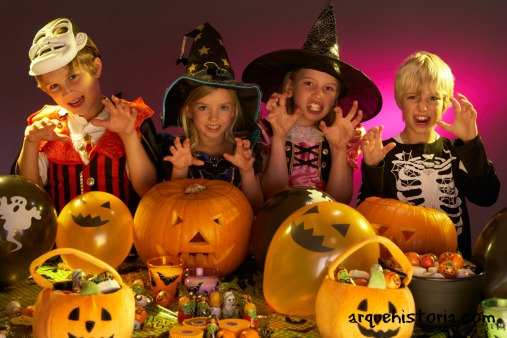 Actividades gratuitas para niños en Halloween