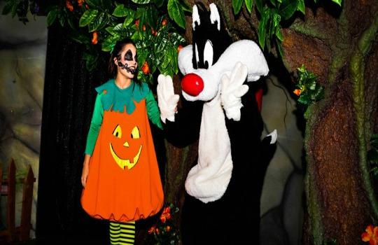 Halloween 2015 Parque Warner 3