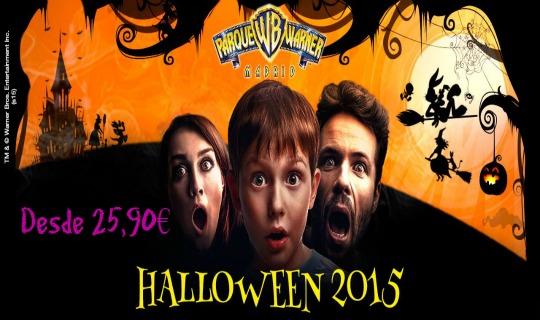 Halloween 2015 Parque Warner1