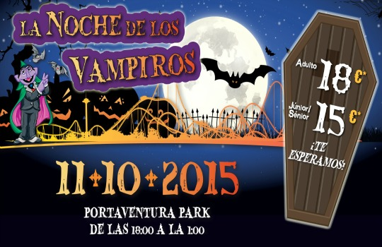 Halloween Portaventura 2