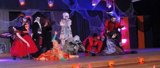 Halloween con niños en Marina D´Or 1