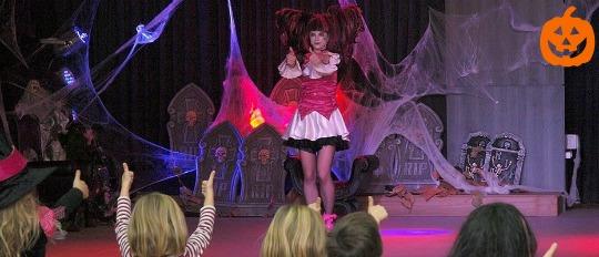 Halloween con niños en Marina D´Or 2