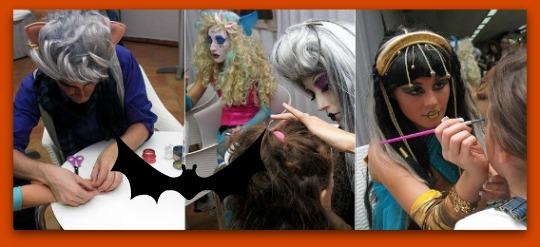 Halloween con niños en Marina D´Or