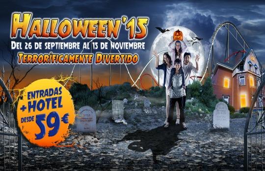 Halloween en Portaventura
