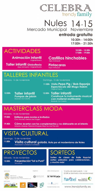 CELEBRA by Trendy Family en Nules (Castellón)