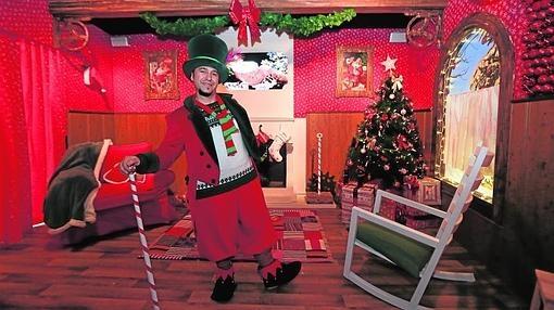 Casa de Papá Noel 2