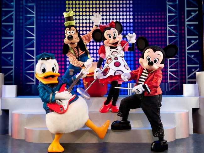Musical Disney 2