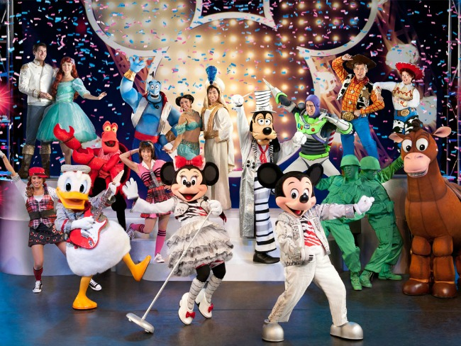 Musical Disney 3