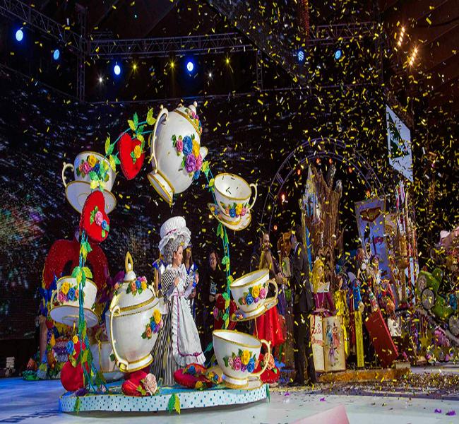 Carnavales 2016 1