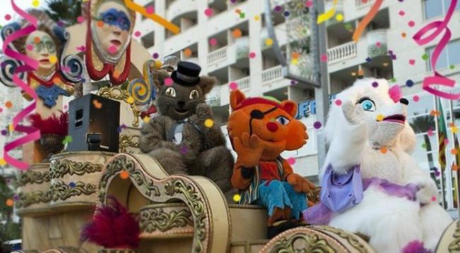 Carnavales en Marina D´Or 1