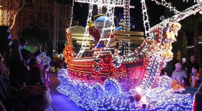 Carnavales en Marina D´Or 2