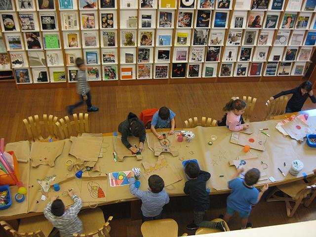Museo Guggenheim con niños 1
