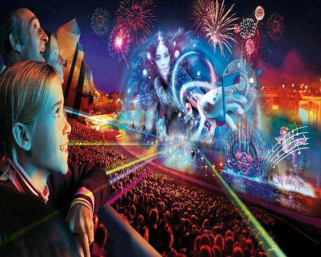Futuroscope-Parque de atracciones en Francia 5