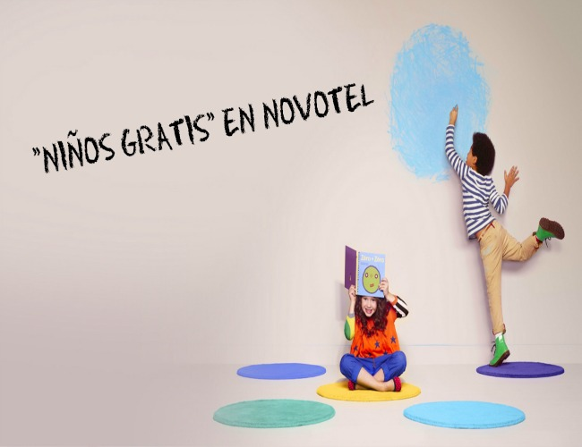 Alojamiento gratuito para niños en «Novotel»