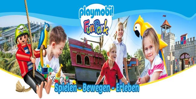 Playmobil Parque temático 1