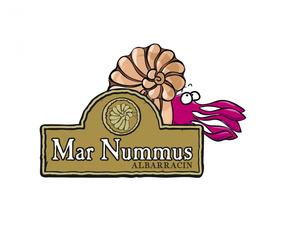 Dinópolis Albarracín: Mar Nummus