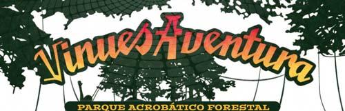 Parque Acrobático Forestal Vinuesaventura Soria