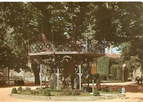 Teatro infantil en Parque de La Dehesa Soria