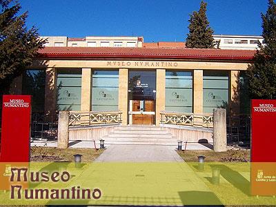 Talleres infantiles en el Museo Numantino de Soria