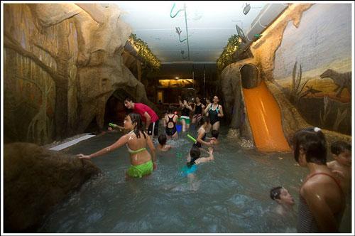 Spa Ciudad de Teruel, también para niños