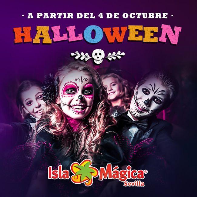 Isla Mágica Halloween 2019