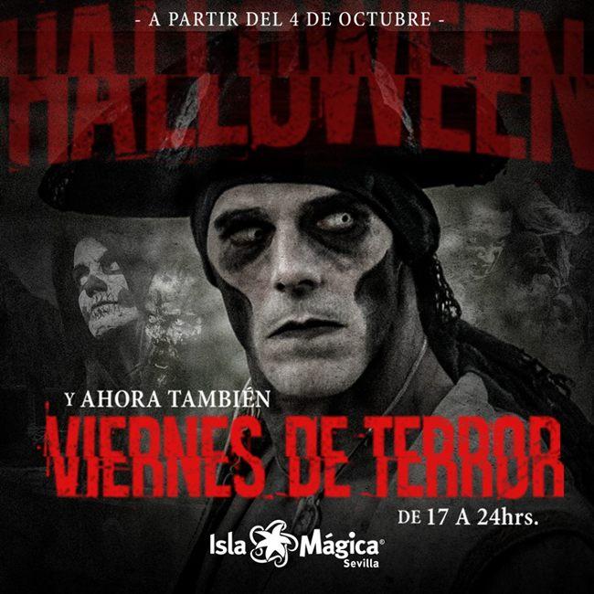 Halloween Sevilla
