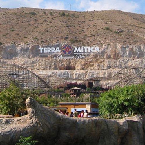 Terra Mitica promoción familias