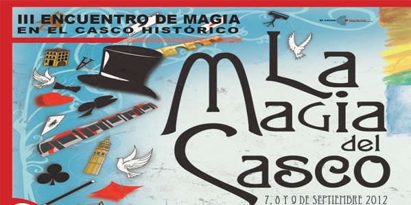 III Encuentro de Magia Zaragoza