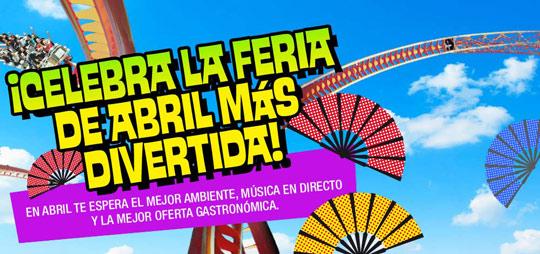 Feria de Sevilla en el Parque de Atracciones de Madrid