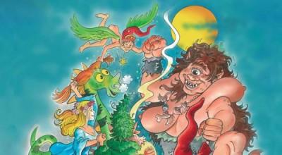Personajes mitológicos-Anievas