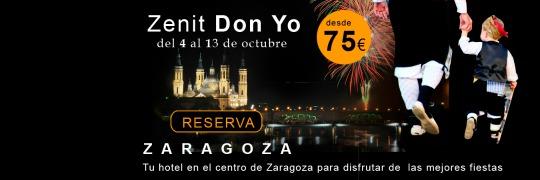 Zaragoza Hotel Zenit Don yo-1