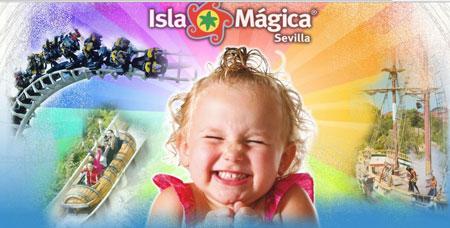 Isla Mágica – Promoción Otoño
