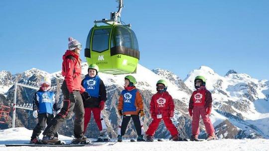 Esquiar con niños-3