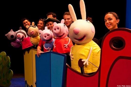 Peppa Pig - Teatro Alicante-1