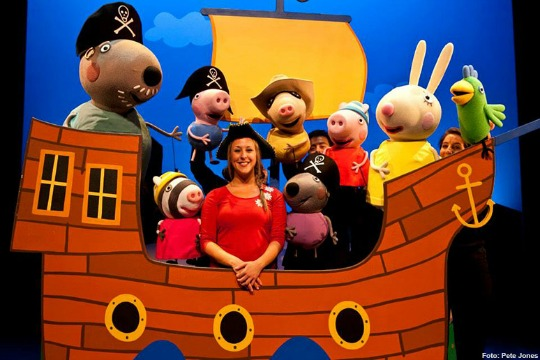Peppa Pig - Teatro Alicante-2