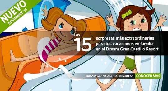 Dream Gran Castillo 2