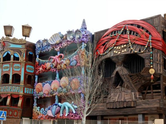 Pirates Village-Mallorca