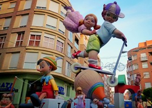 Fallas 2015 Burriana