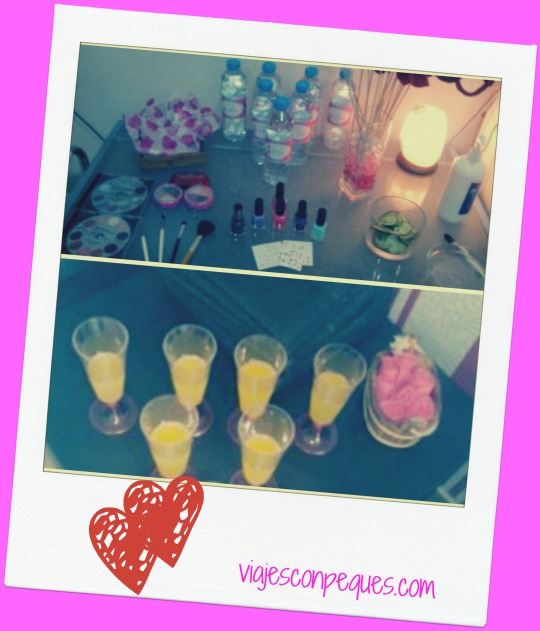 Girl´s Spa Party-Castellon 1