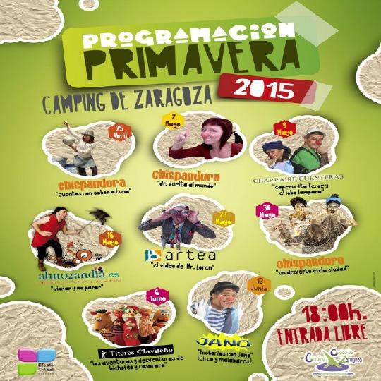 Actividades par niños verano 2015 3