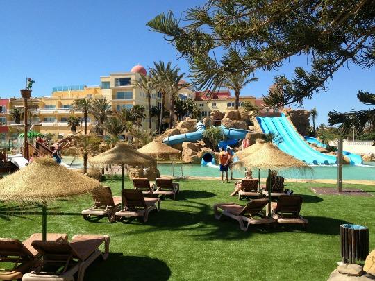 Hoteles para ir con niños en Roquetas de Mar 2