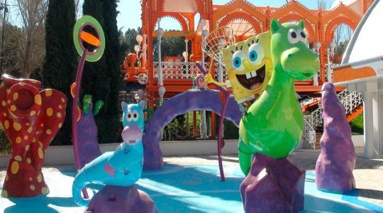 Parque de atracciones Madrid 2